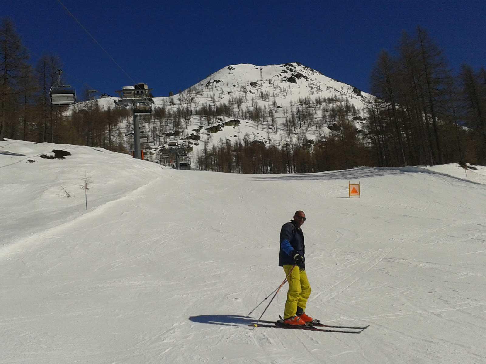 Bild von Madesimo skifahren