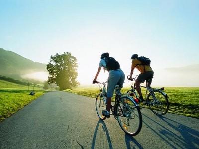 Bild von Anreise zum Comer See mit dem Fahrrad
