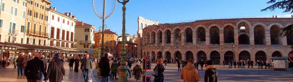 Bild von mit dem Auto von Lecco nach Verona