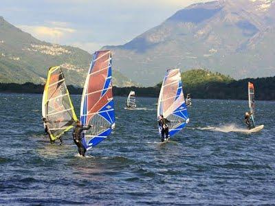 Bild von Wassersport am Lago di Como