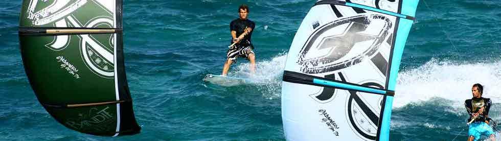 Bild von Wassersport am See