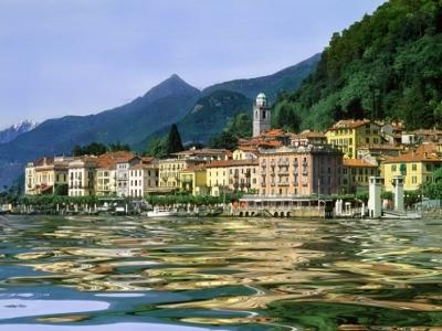 Bild von Schönster Ort am Comer See Bellagio