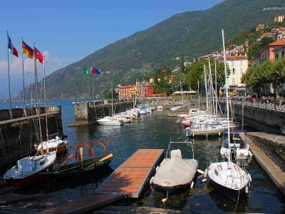 Bild von Schönster Ort am Comer See Bellano