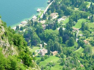 Bild von Cadenabbia Sehenswertes und Ausflugsziele in der Umgebung