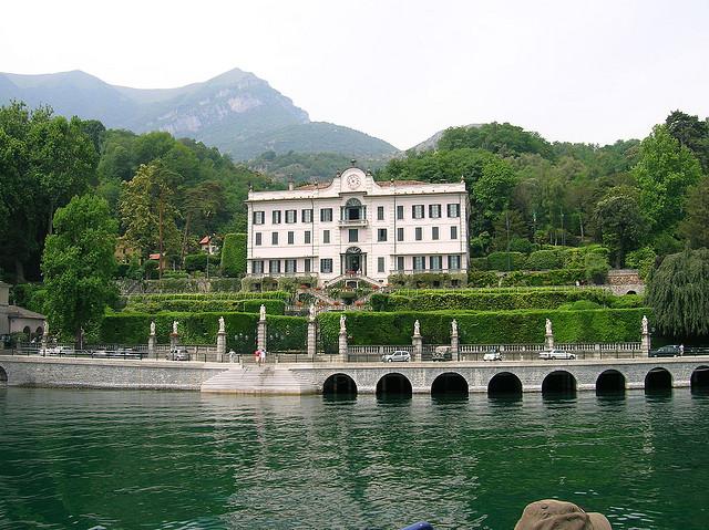 Bild von Schönster Ort am Comer See Cadenabbia