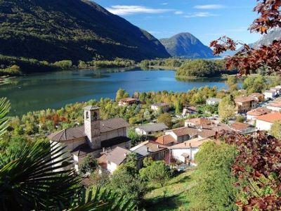 Bild von Schönster Ort am Comer See Carlazzo