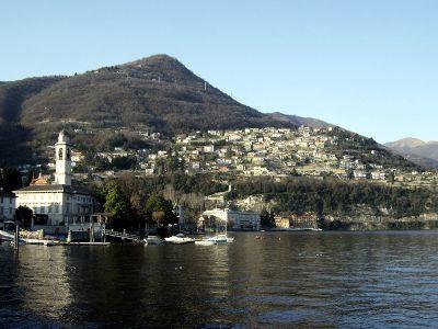 Bild von Schönster Ort am Comer See Cernobbio