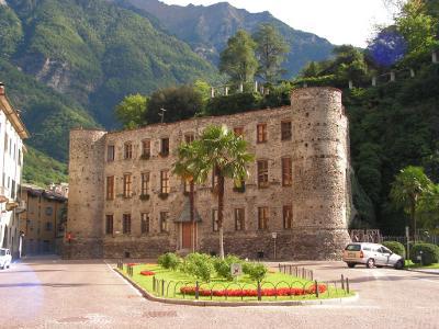 Bild von Chiavenna Sehenswertes und Ausflugsziele in der Umgebung