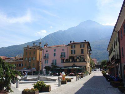 Bild von Schönster Ort am Comer See Colico