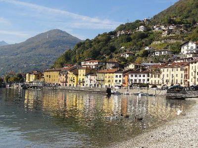 Bild von Schönster Ort am Comer See Domaso