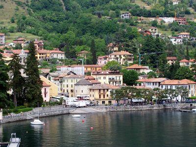 Bild von Schönster Ort am Comer See Lenno