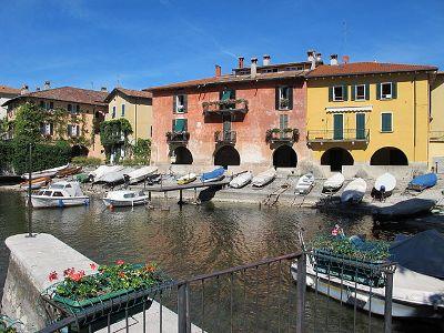 Bild von Schönster Ort am Comer See Mandello