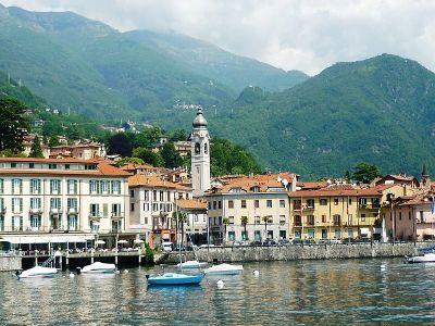 Bild von Schönster Ort am Comer See Menaggio