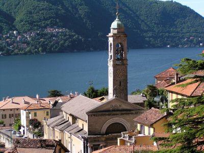 Bild von Schönster Ort am Comer See Moltrasio