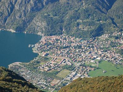 Bild von Porlezza Schönster Ort am Comer See