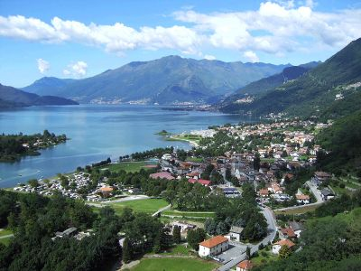 Bild von Schönster Ort am Comer See Sorico