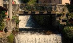 Bild von Fiumelatte am Comer See in Italien
