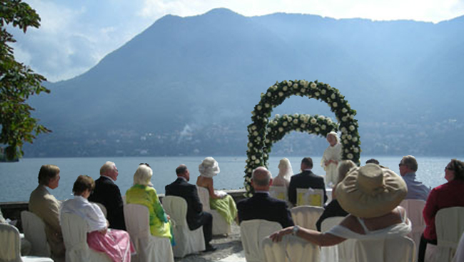 Heiraten Am Comer See In Italien