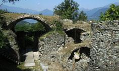 Bild von Festung Fuentes am Comer See in Italien
