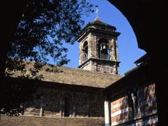 Bild von Kirchen Comer See