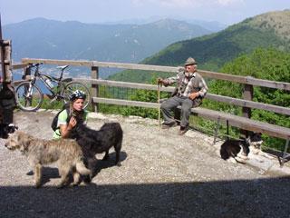 Bild von Mountinbike Radtouren Comer See
