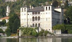 Bild von Palazzo Gallio am Comer See in Italien