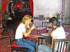 Bild von Restaurant-Bewertung