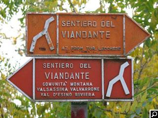 Bild von Sentiero del Viandante zwischen Varenna und Lierna am Comer See