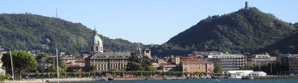 Bild von Comer See Italien