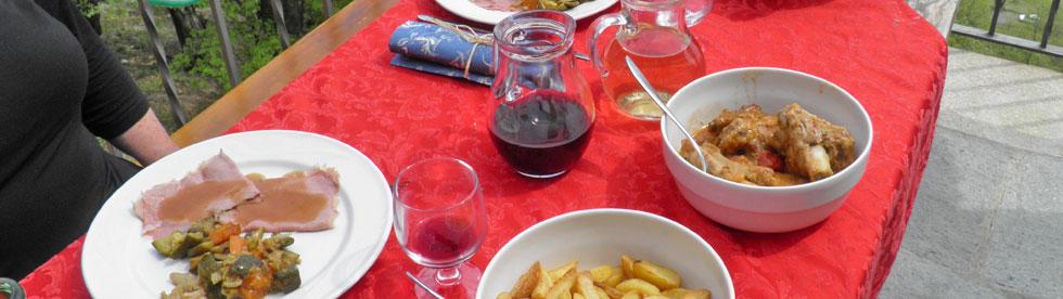 Bild von Essen & Trinken Comer See