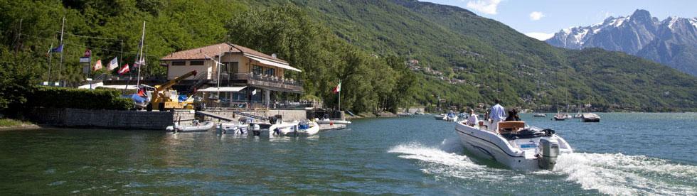 Bild von Bootsvermietung/Bootsverleih am Comer See