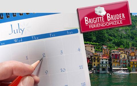 Bild von Jahresurlaubplanung