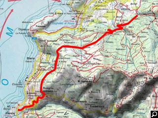 Bild von Wander-Tour 2 Legnone Comer See
