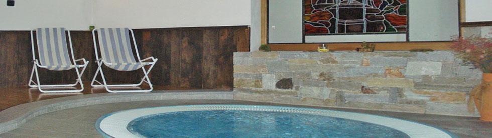 Bild von Feriendomizil mit Whirlpool Sauna und Wellness-Bereich am Comer See