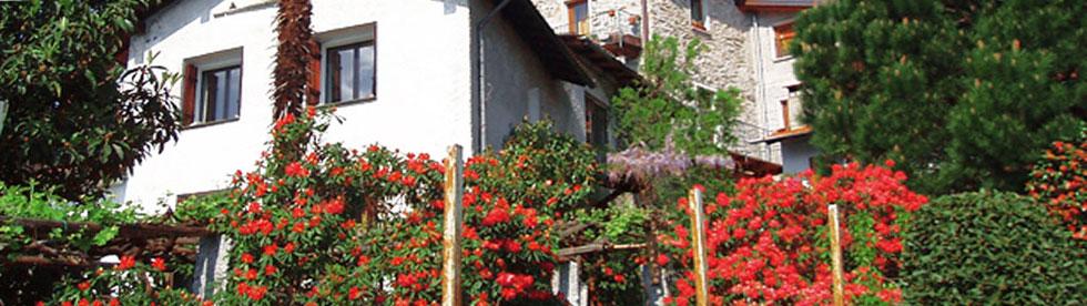 Bild von Ferienhaus am Comer See