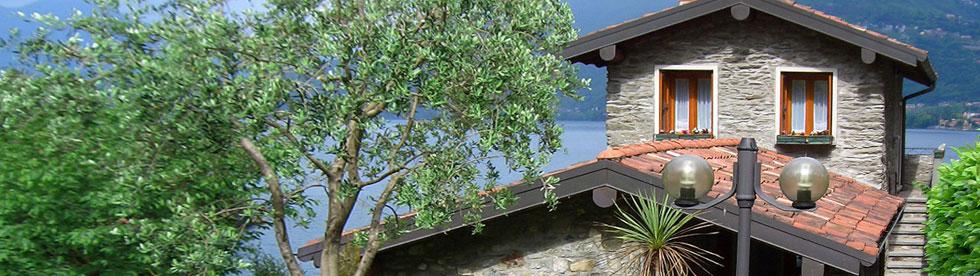 Bild von Ferienhaus-Rustico am Comer See