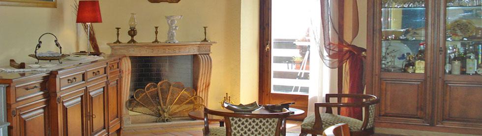 Bild von Ferienwohnung in Villa am Comer See