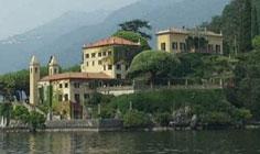 Bild von Villa Balbianello am Comer See in Italien