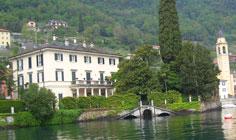 Bild von Villa Oleandra am Comer See in Italien