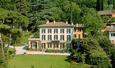 Bild von Villa Vigoni am Comer See in Italien
