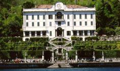 Bild von Villa Carlotta am Comer See in Italien