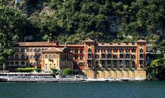 Bild von Villa Este am Comer See in Italien