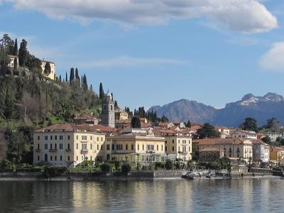 Bild von Reiten in Bellagio am Comer See