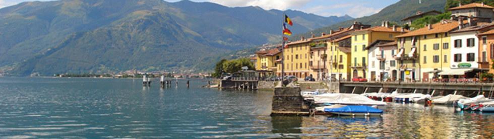 Bild von Domaso Schönster Ort am Comer See