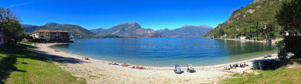 Bild von Lierna Schönster Ort am Comer See